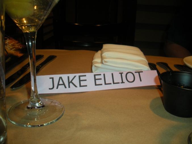 Jake Elliot