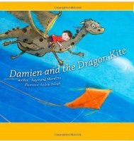 damien and the dragon kite