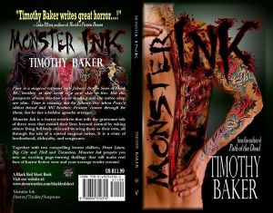 Monster Ink cover